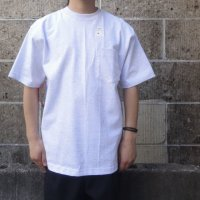 """再入荷""CAMBER (キャンバー) 8oz MAX WEIGHT POCKET T-Shirts グレー"